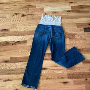 7 for all man kind maternity jeans